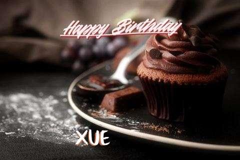 Happy Birthday Cake for Xue