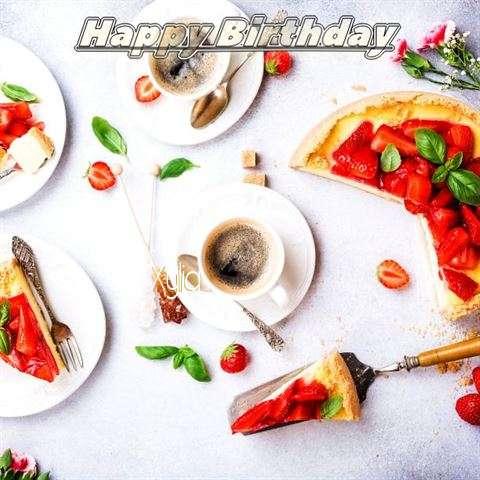 Happy Birthday Xylia