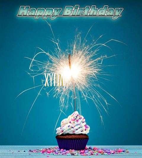 Happy Birthday Wishes for Xylia