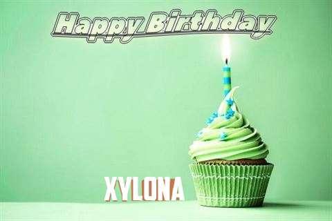 Happy Birthday Wishes for Xylona