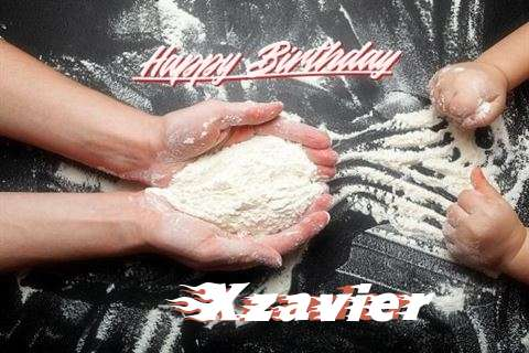 Happy Birthday Xzavier Cake Image
