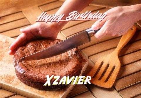 Happy Birthday Wishes for Xzavier