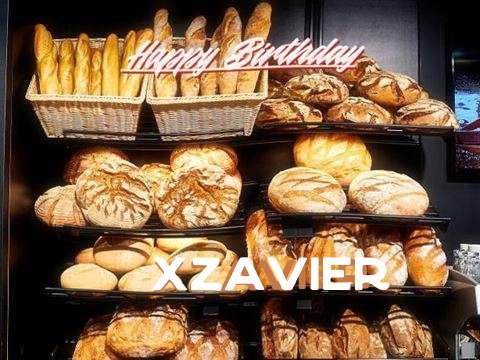 Happy Birthday to You Xzavier