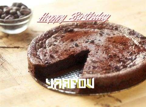 Happy Birthday Yaacov