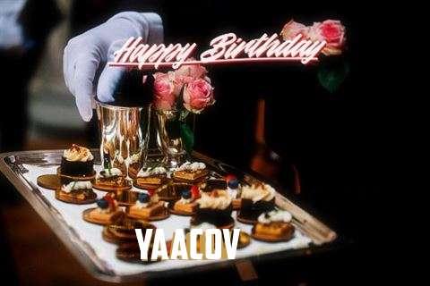 Happy Birthday Cake for Yaacov