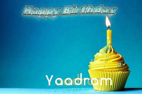 Birthday Images for Yaadram