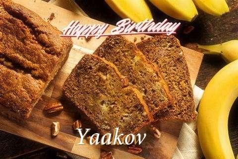 Happy Birthday Wishes for Yaakov