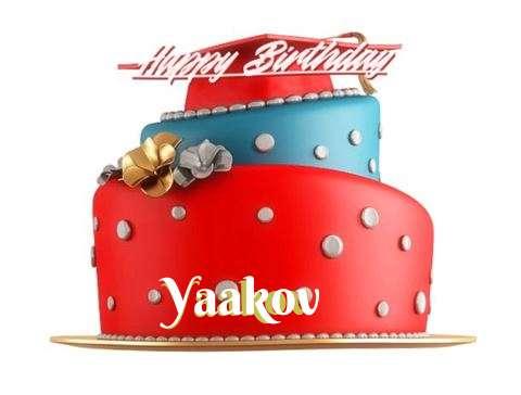 Happy Birthday to You Yaakov