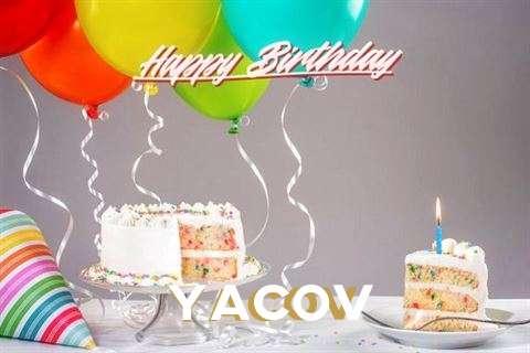 Happy Birthday Yacov