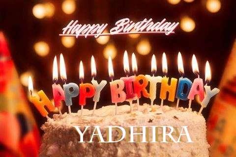 Birthday Wishes with Images of Yadhira