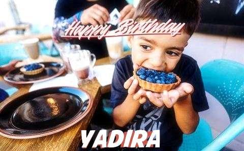 Happy Birthday to You Yadira