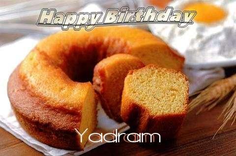 Birthday Images for Yadram