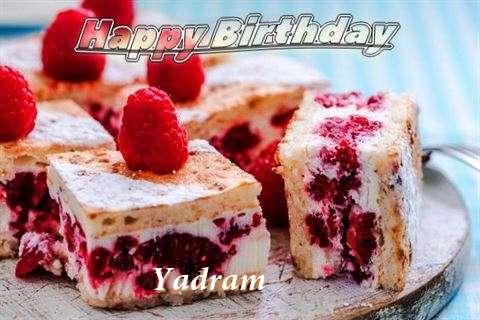 Wish Yadram