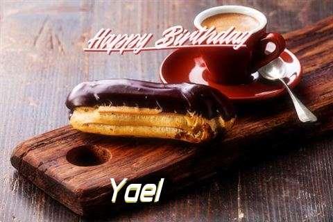 Happy Birthday Wishes for Yael