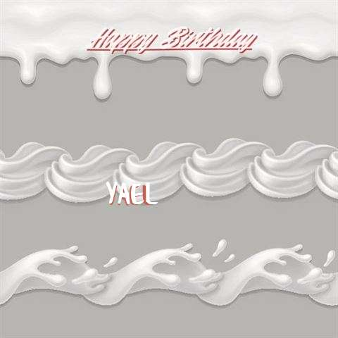 Happy Birthday to You Yael