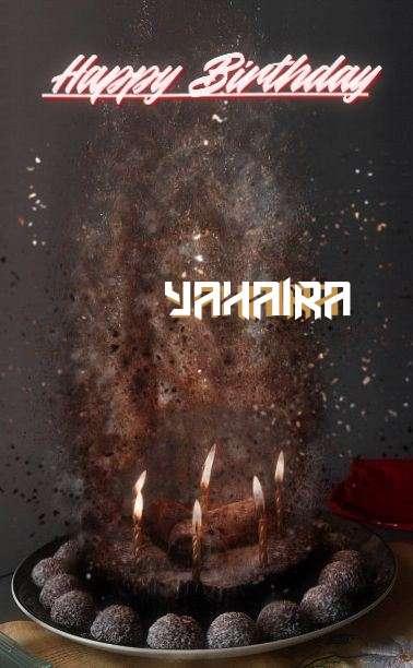 Happy Birthday Yahaira