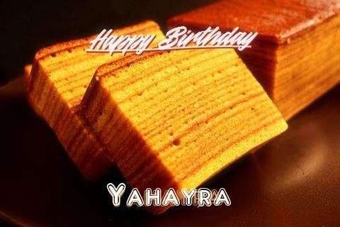Wish Yahayra