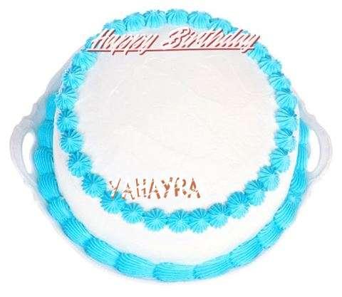 Happy Birthday Cake for Yahayra