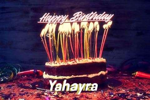 Yahayra Cakes