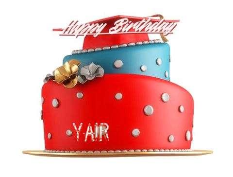 Happy Birthday to You Yair