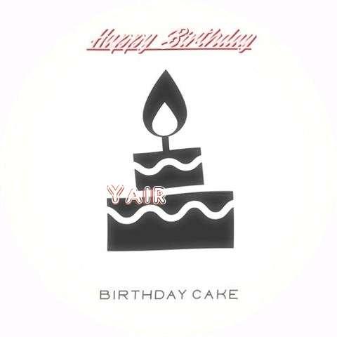 Yair Cakes