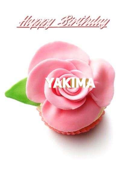 Yakima Birthday Celebration