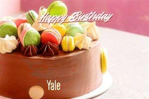 Happy Birthday Yale
