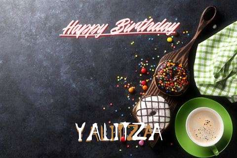 Happy Birthday Cake for Yalitza