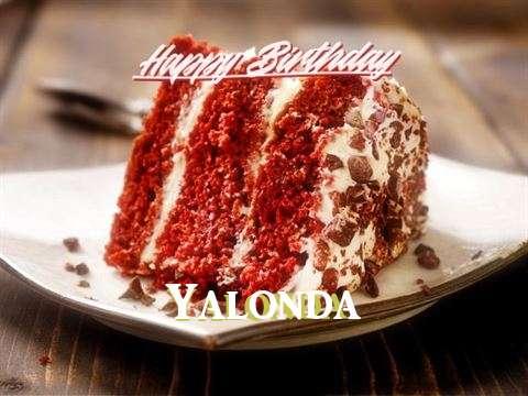 Yalonda Cakes