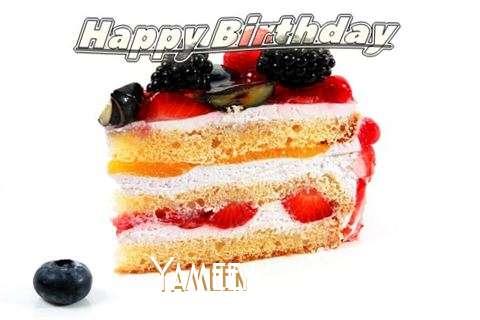 Wish Yameen