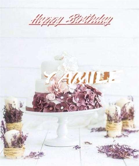 Happy Birthday to You Yamile