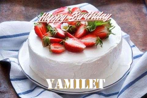 Happy Birthday Yamilet