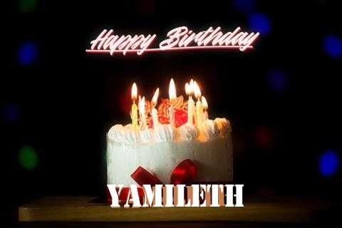 Birthday Images for Yamileth