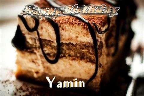 Yamin Birthday Celebration