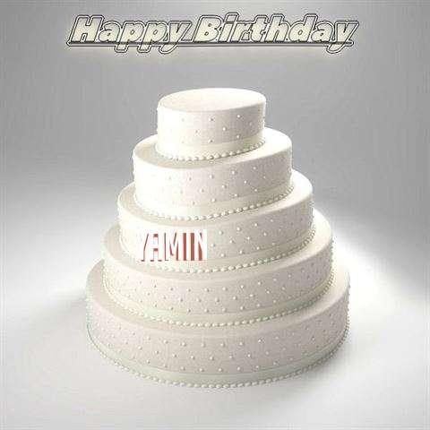 Yamin Cakes