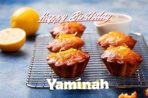 Birthday Images for Yaminah
