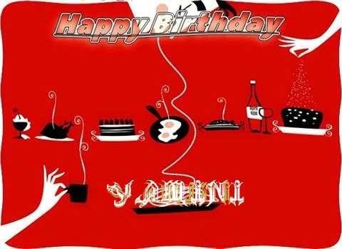 Happy Birthday Wishes for Yamini