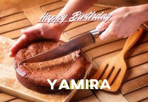 Happy Birthday Wishes for Yamira