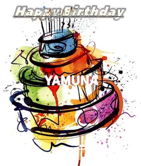 Happy Birthday Yamuna