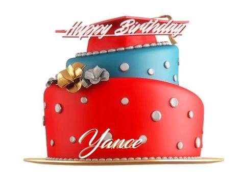 Happy Birthday to You Yance