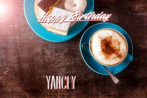 Happy Birthday to You Yancey