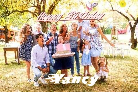 Happy Birthday Yancy