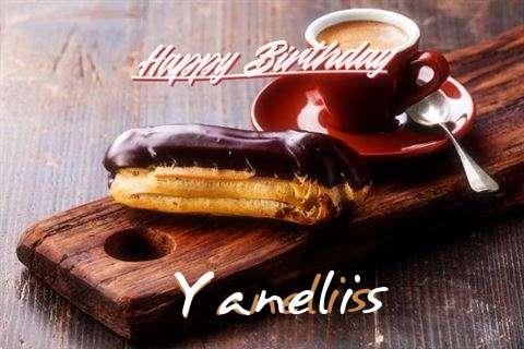 Happy Birthday Wishes for Yanelis