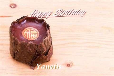 Birthday Images for Yaneris