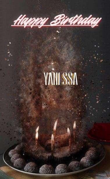 Happy Birthday Yanessa