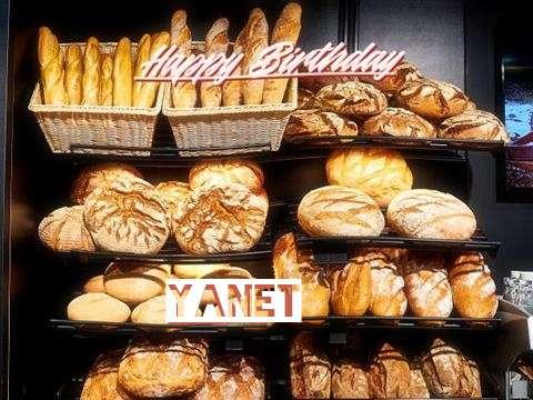 Happy Birthday to You Yanet