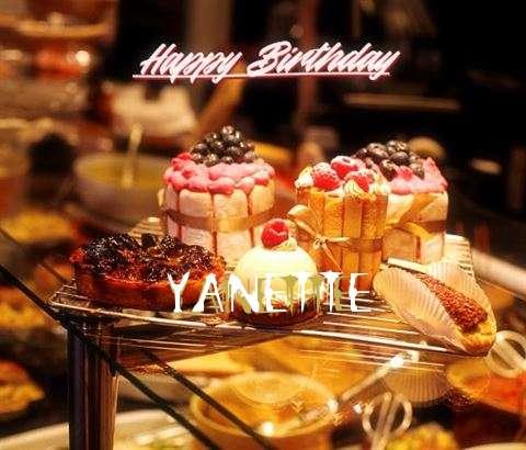 Wish Yanette