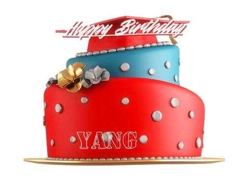 Happy Birthday to You Yang