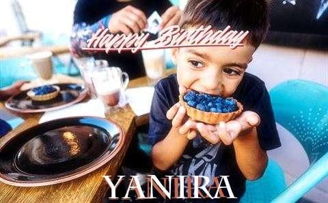 Happy Birthday to You Yanira