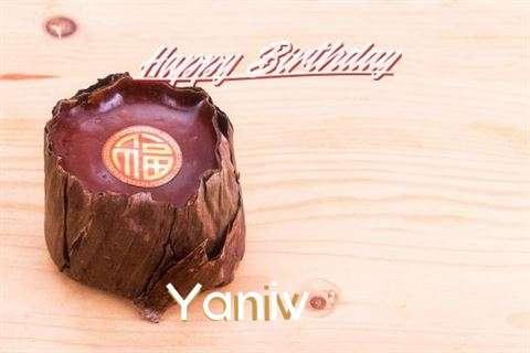Birthday Images for Yaniv